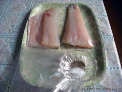 Запекаем филе