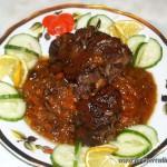 Мясо тушенное « Венгрозь»