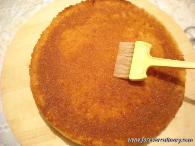 пропитки для тортов рецепты с фото для бисквита