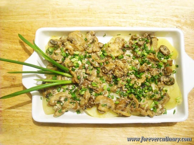 Любимые рецепты грибы по деревенски