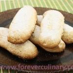 Печенье Савоярди – бисквитные палочки
