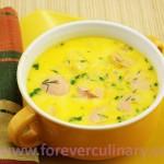 Сырный суп Янта