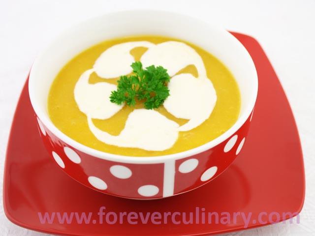 как приготовить суп из батата