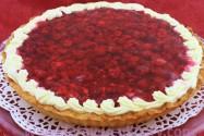 пирог песочный с ягодами Миланка
