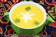 суп из тыквы с апельсиновым соком
