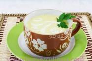 суп из корня сельдерей с картофелем