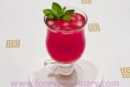 арбузный сок с мятой